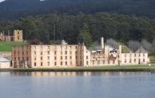 Port Arthur historic penal colony.