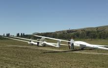 Glider line up