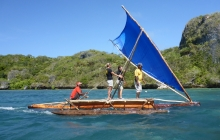 The first new Fulaga canoe in six years