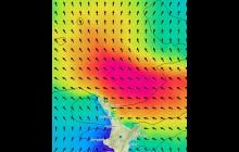 6m swells Monday night