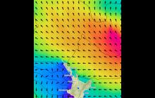 4m swells Tuesday night