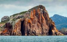 Cape Sonnerat, Schouten Island, Freycinet
