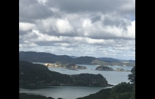 View from Urupukapuka Island
