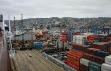Valparaiso dock