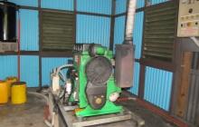 Generator at Naigani