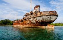 Palikulo Bay wreck