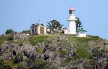 Double Island Point Lighthouse - 1884