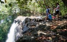 Waterfall Bay, Leon Bay, Vanua Lava
