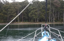 Ladie Bay, Port Arthur, Tasmania