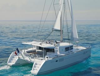 Et Voila - Lagoon 450